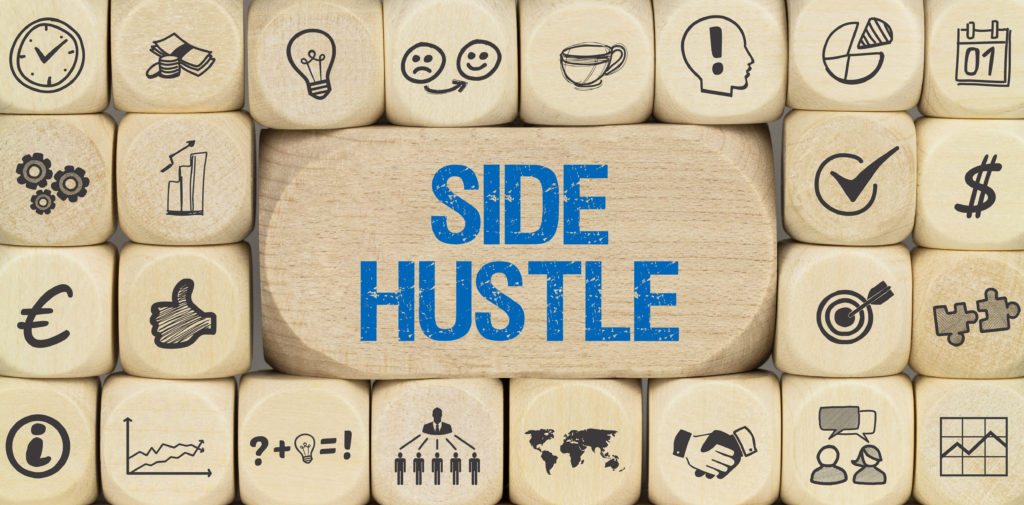 side hustles that could become your full-time job